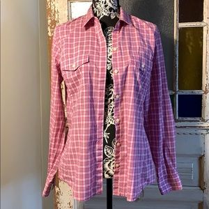 Women's Banana Republic Button Down Shirt